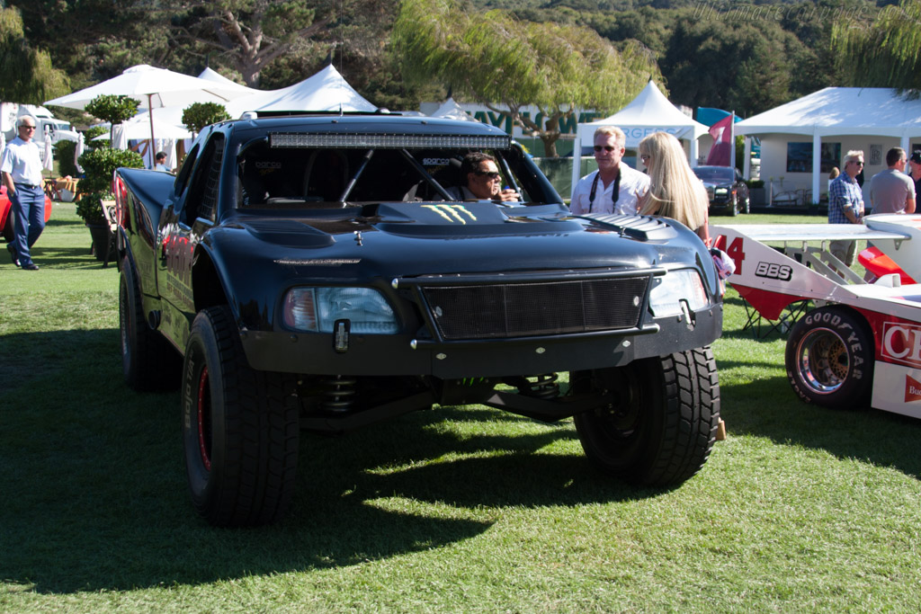 Ford Trophy Truck  - Entrant: Roger William Norman  - 2014 The Quail, a Motorsports Gathering