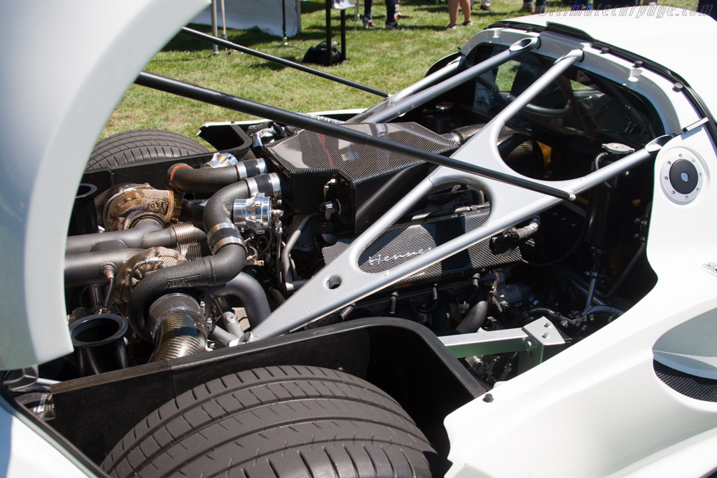 Hennessey Venom GT    - 2014 The Quail, a Motorsports Gathering