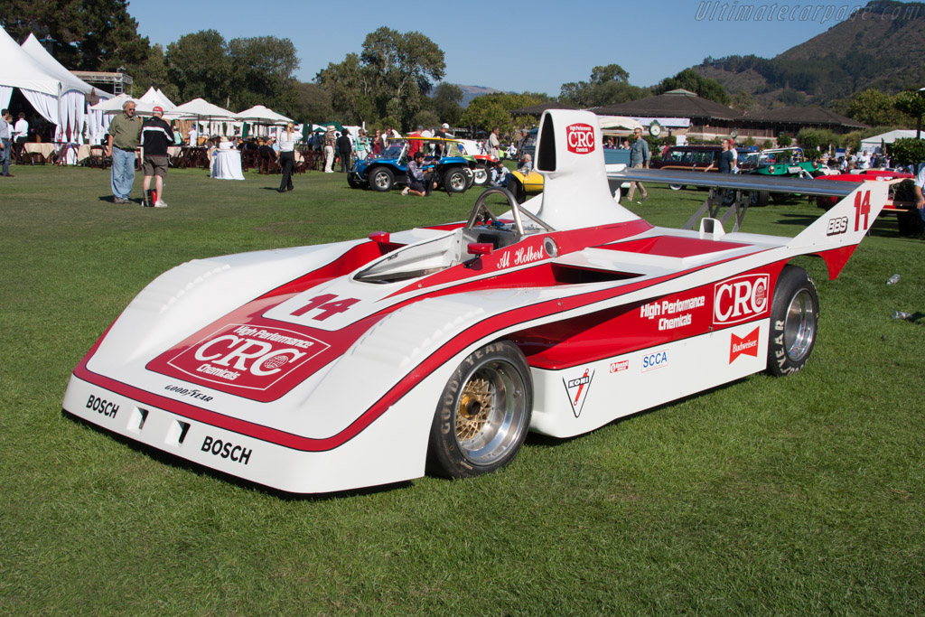 Holbert CAC-2 - Chassis: CAC-2 - Entrant: Alan & Janet Yankielun  - 2014 The Quail, a Motorsports Gathering