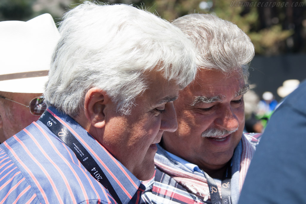 Jay Leno    - 2014 The Quail, a Motorsports Gathering