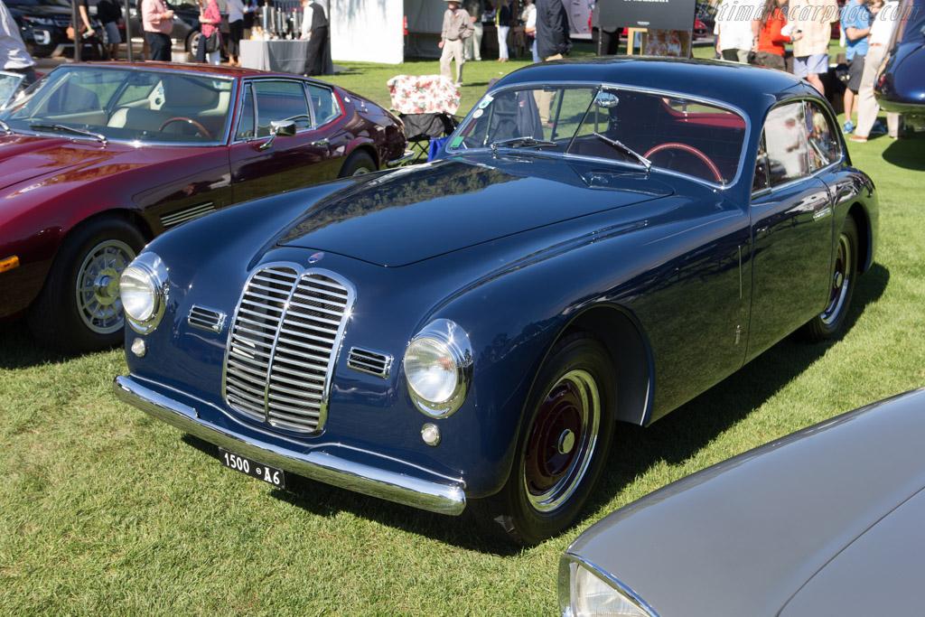 Maserati A6 1500 Pinin Farina Coupe - Chassis: 078 - Entrant: Dr. Peter & Barbara Fodor  - 2014 The Quail, a Motorsports Gathering