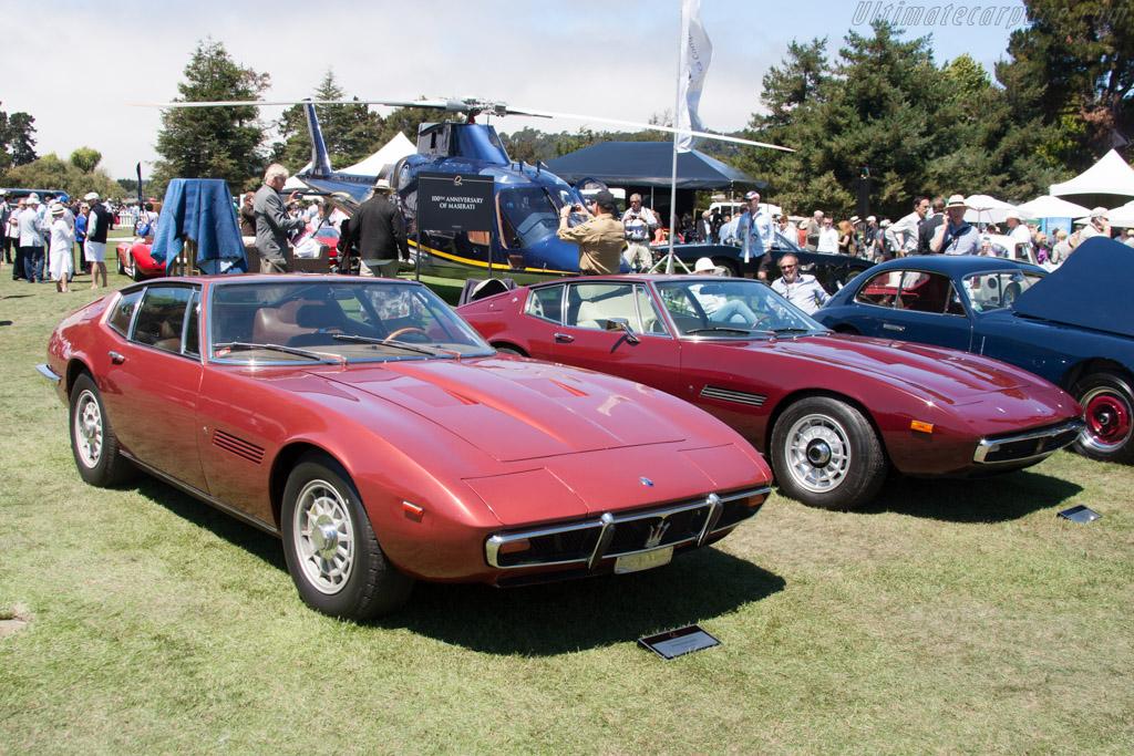 Maserati Ghibli  - Entrant: Mark Miller  - 2014 The Quail, a Motorsports Gathering