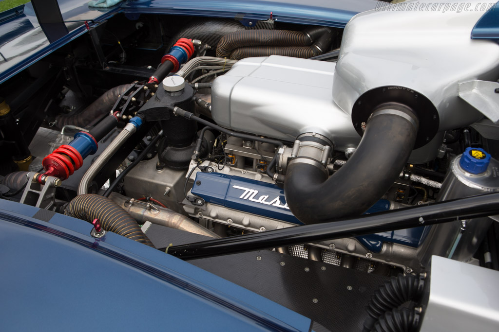 Maserati MC12 Corsa - Chassis: 002 - Entrant: Bruce & Rebecca Vanyo  - 2014 The Quail, a Motorsports Gathering