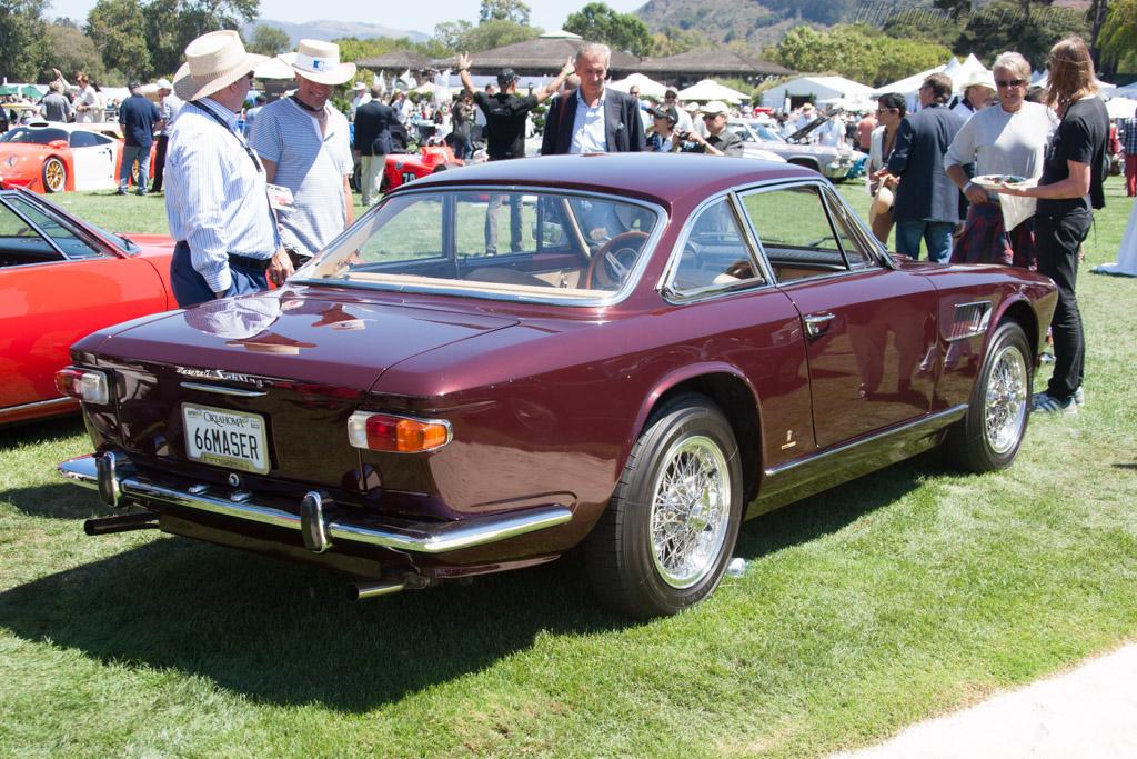 Maserati Sebring  - Entrant: Charles & Sally Ferrell  - 2014 The Quail, a Motorsports Gathering