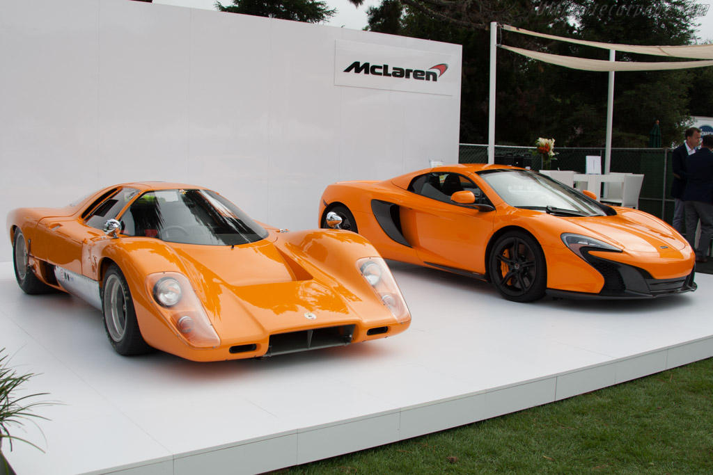 McLaren M6 GT - Chassis: 50-17   - 2014 The Quail, a Motorsports Gathering