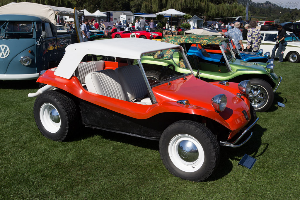Meyers Manx    - 2014 The Quail, a Motorsports Gathering