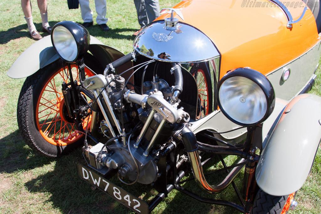 Morgan Aero Super Sports - Chassis: M668 - Entrant: Brian & Randy Pollock  - 2014 The Quail, a Motorsports Gathering