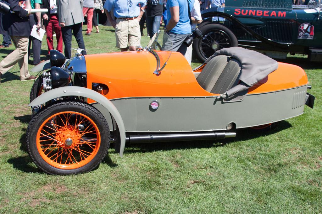 Morgan Aero Super Sports Chassis M668 Entrant Brian