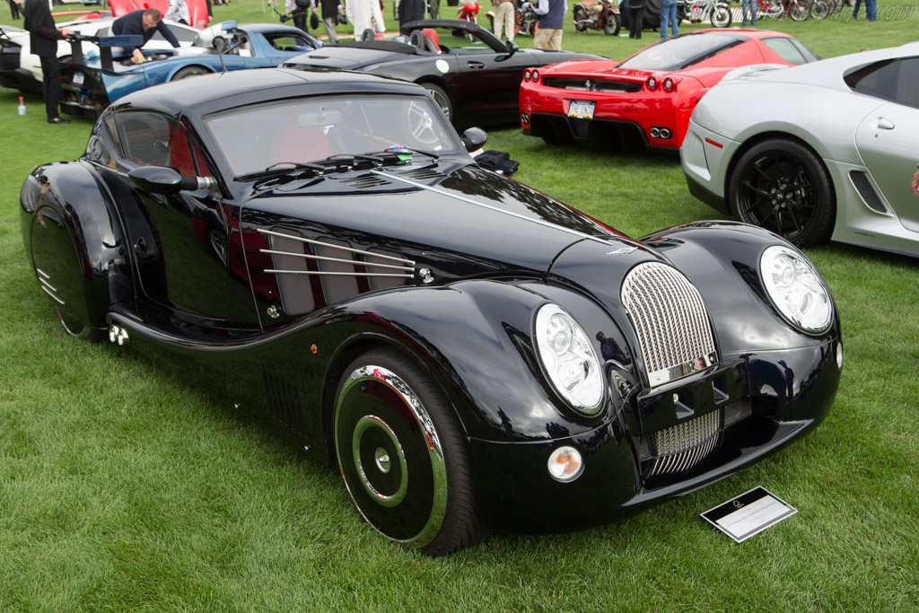 Morgan Aero SuperSports Dreadnaught  - Entrant: Michael Cobler  - 2014 The Quail, a Motorsports Gathering