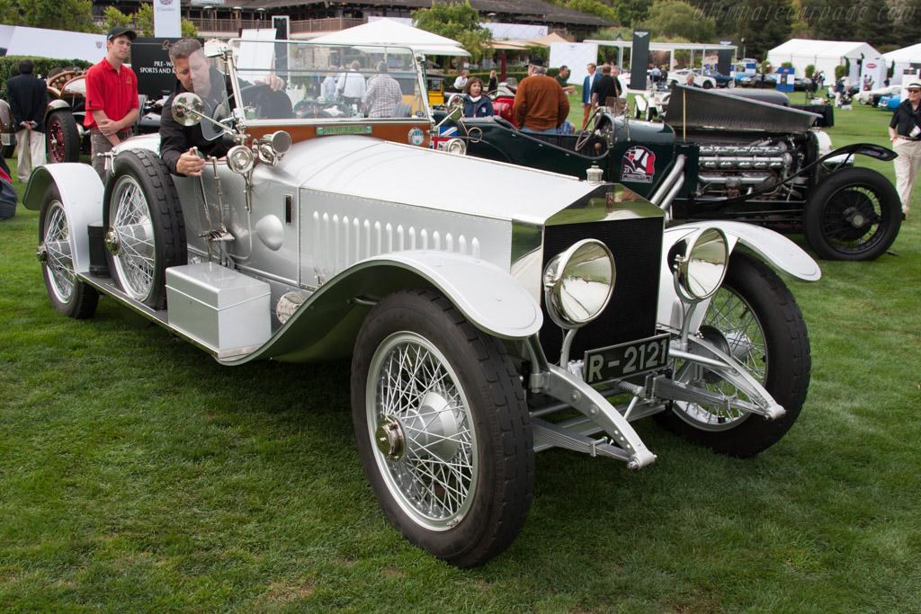 Rolls-Royce Silver Ghost 'Silver Dawn'    - 2014 The Quail, a Motorsports Gathering