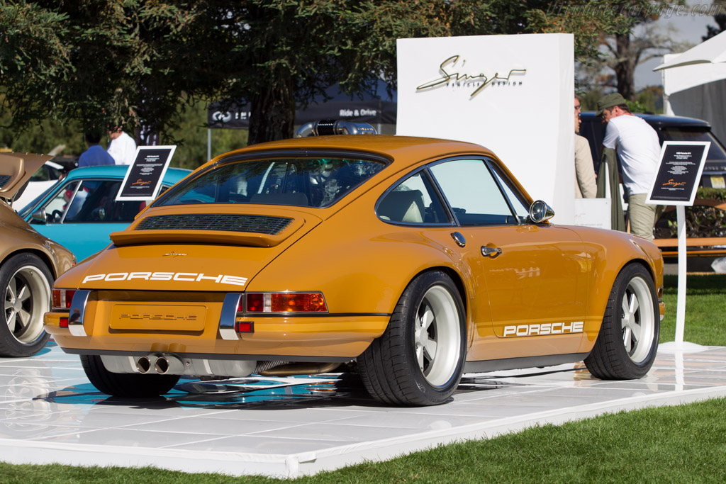 Singer Porsche    - 2014 The Quail, a Motorsports Gathering