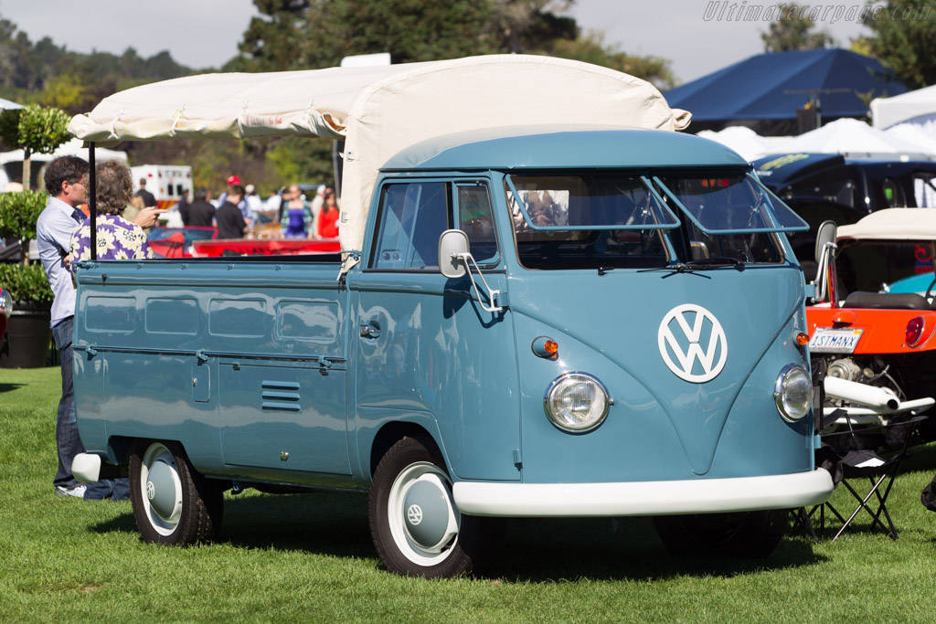Volkswagen Transporter    - 2014 The Quail, a Motorsports Gathering