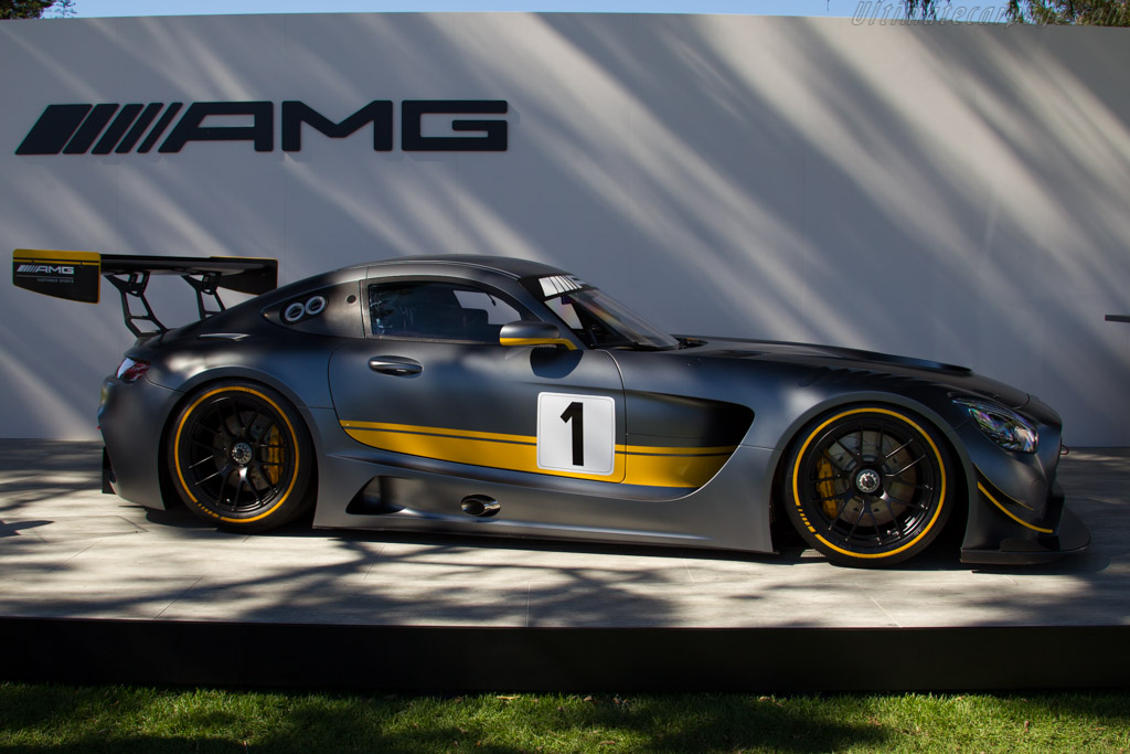 Mercedes-AMG GT3 - 2015 The Quail, a Motorsports Gathering