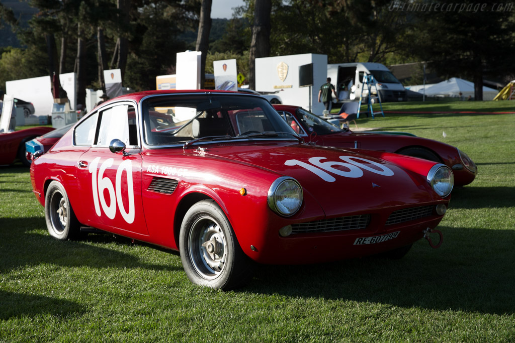 ASA 1000 GT - Chassis: 00998 - Entrant: Kevin Adair - 2015 The Quail, a Motorsports Gathering