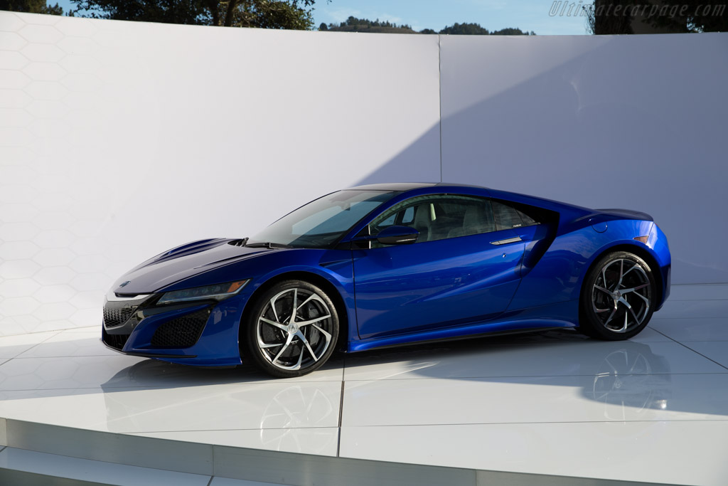 Acura NSX    - 2015 The Quail, a Motorsports Gathering