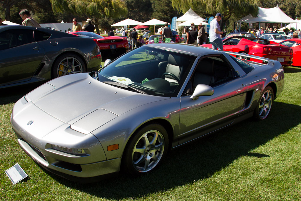 Acura NSX T  - Entrant: William L. Scheffler  - 2015 The Quail, a Motorsports Gathering