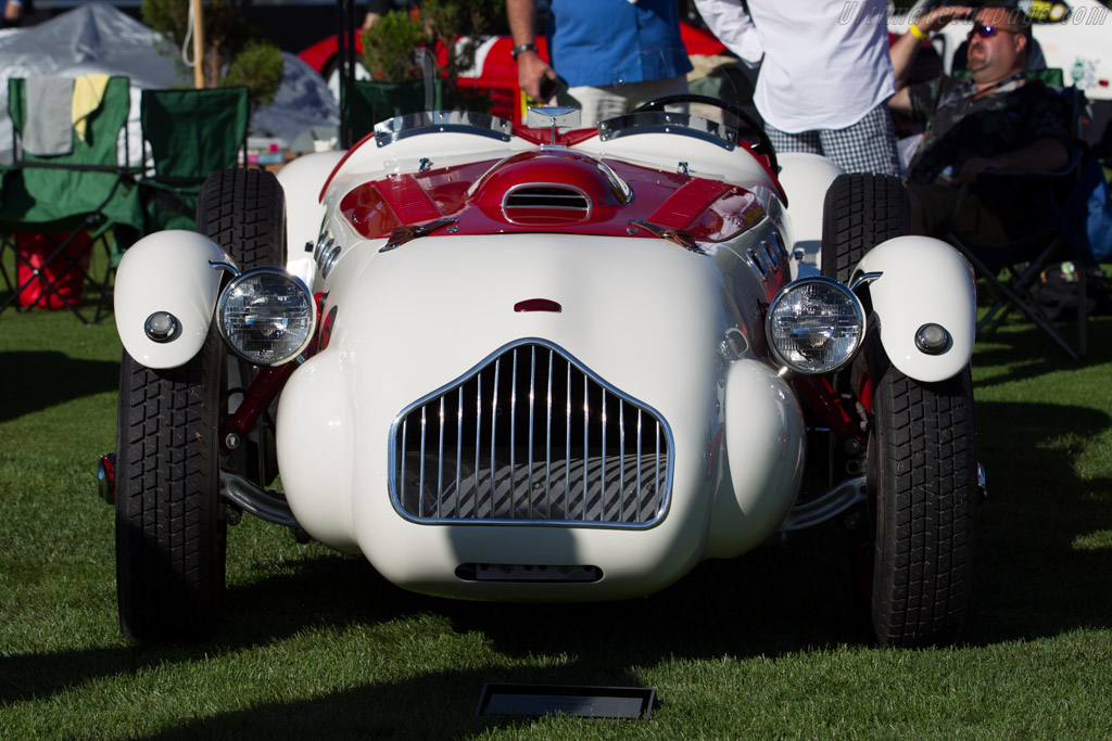 Allard J2X - Chassis: 3048 - Entrant: Jim Taylor  - 2015 The Quail, a Motorsports Gathering