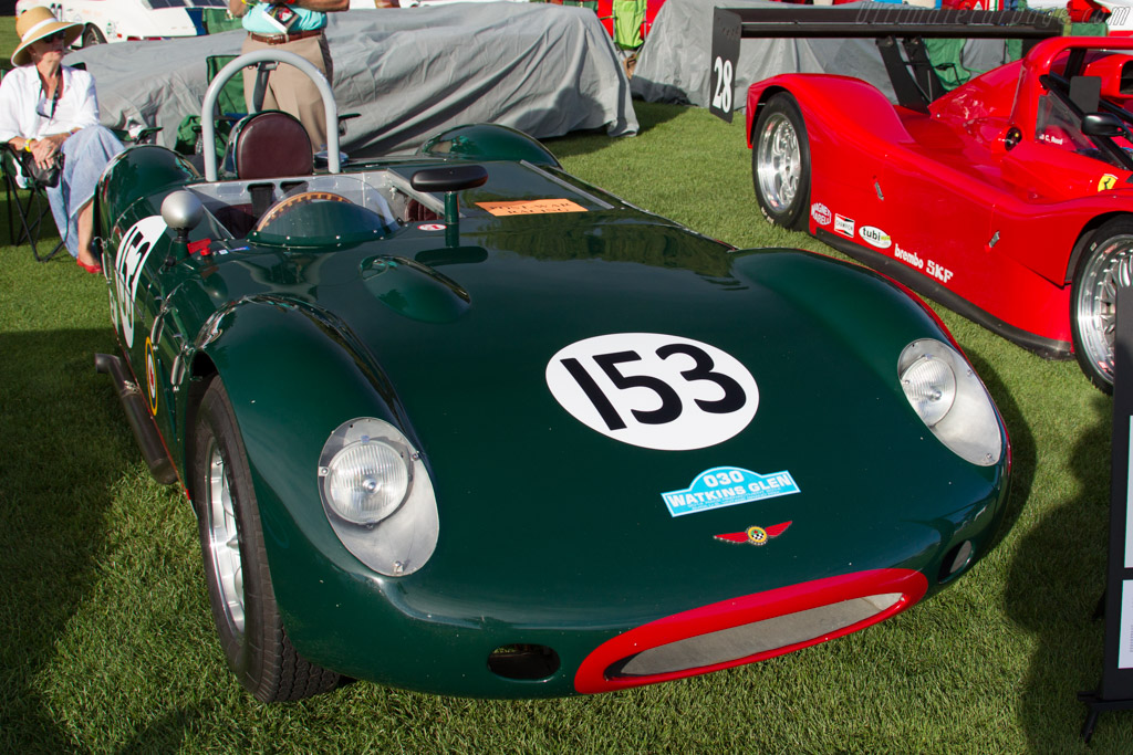 Arnold Special  - Entrant: Gary W. Emery  - 2015 The Quail, a Motorsports Gathering