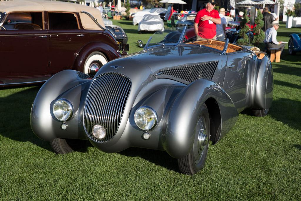Bentley 4 188 Litre Roadster Chassis Bgp23 Entrant