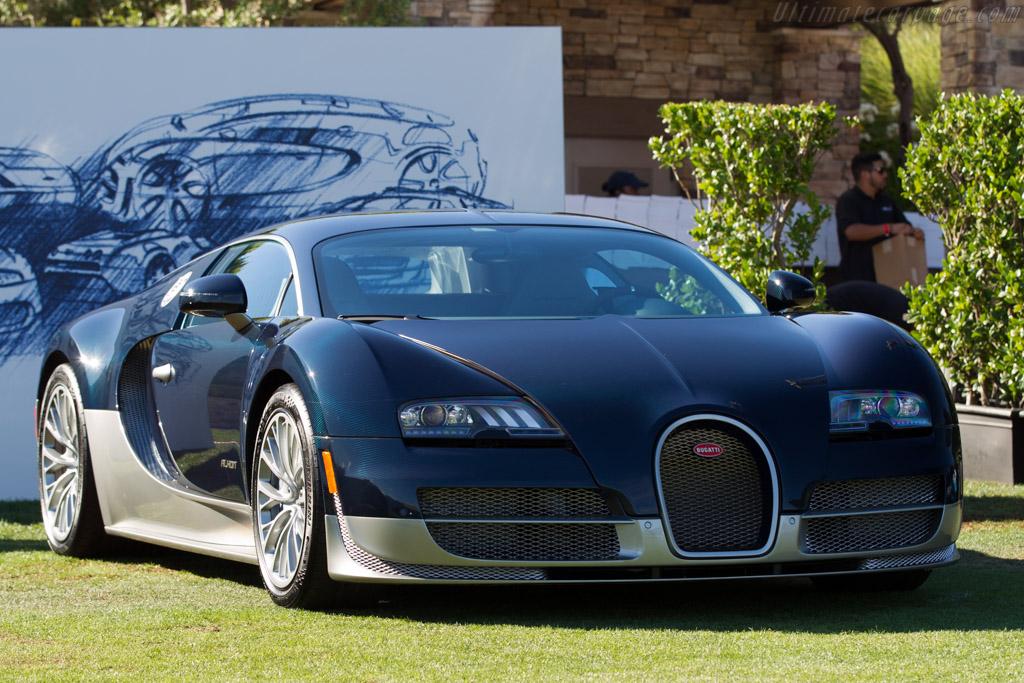 Bugatti 16.4 Veyron Super Sport - Chassis: VF9SG2C28CM795015   - 2015 The Quail, a Motorsports Gathering