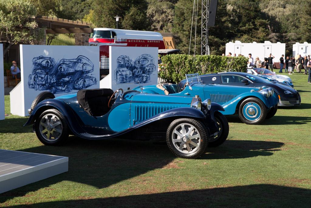 Bugatti Type 55 - Chassis: 55208   - 2015 The Quail, a Motorsports Gathering