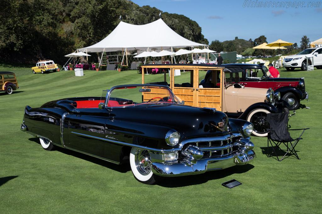 Cadillac Convertible 2015 >> Cadillac El Dorado Convertible - Entrant: Kenn & Gill Gimelli - 2015 The Quail, a Motorsports ...