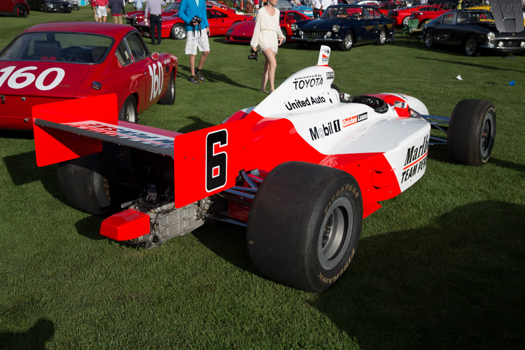 Dallara Toyota    - 2015 The Quail, a Motorsports Gathering