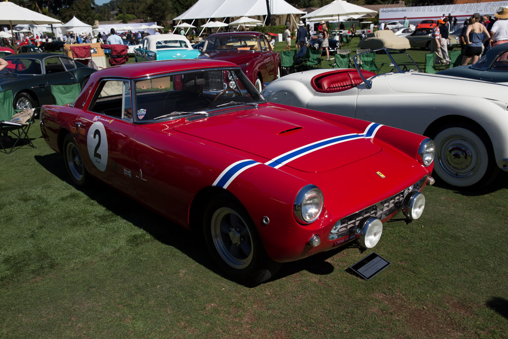Ferrari 250 GT - Chassis: 1175GT - Entrant: Randall A. Cook  - 2015 The Quail, a Motorsports Gathering