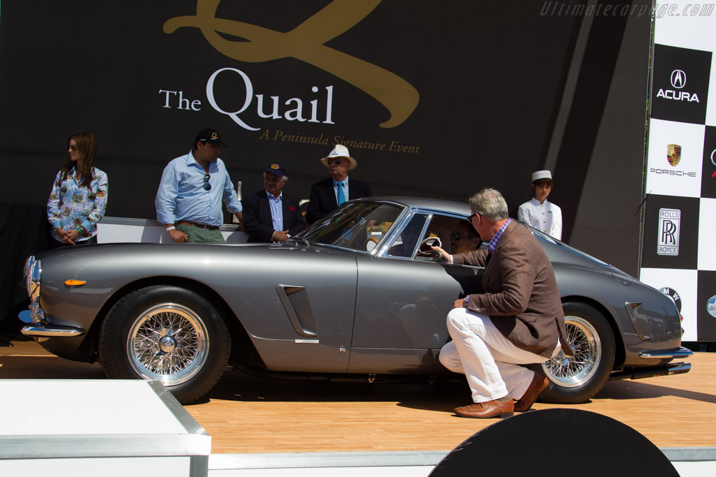 Ferrari 250 GT SWB - Chassis: 3537GT - Entrant: Bob and Michele Cohen - 2015 The Quail, a Motorsports Gathering