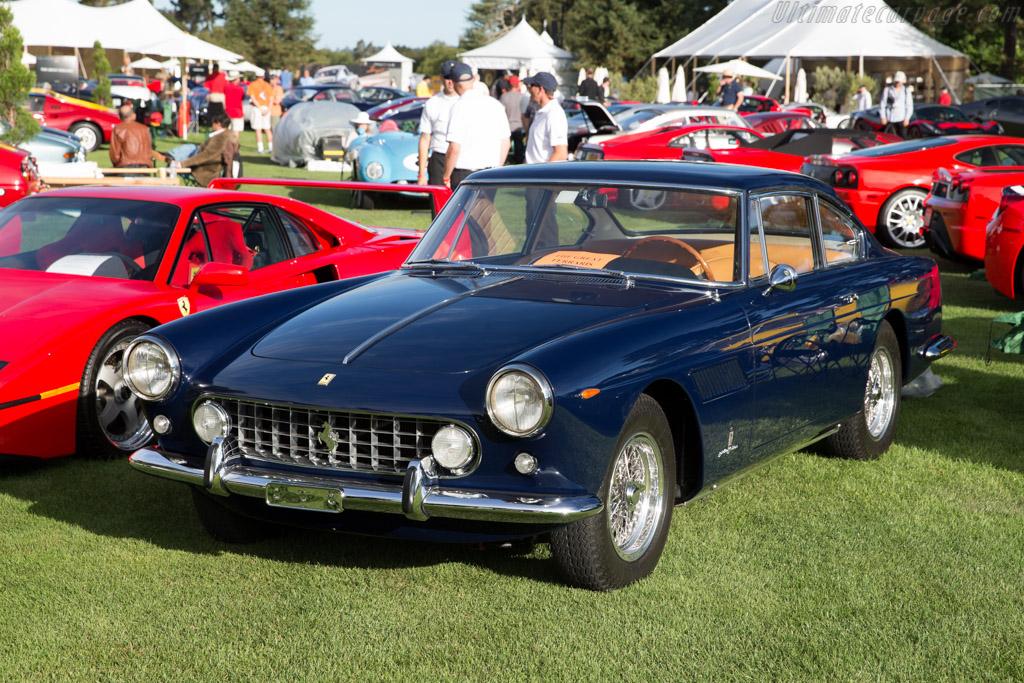 Ferrari 250 Gte Chassis 2531gt Entrant Robert Bob