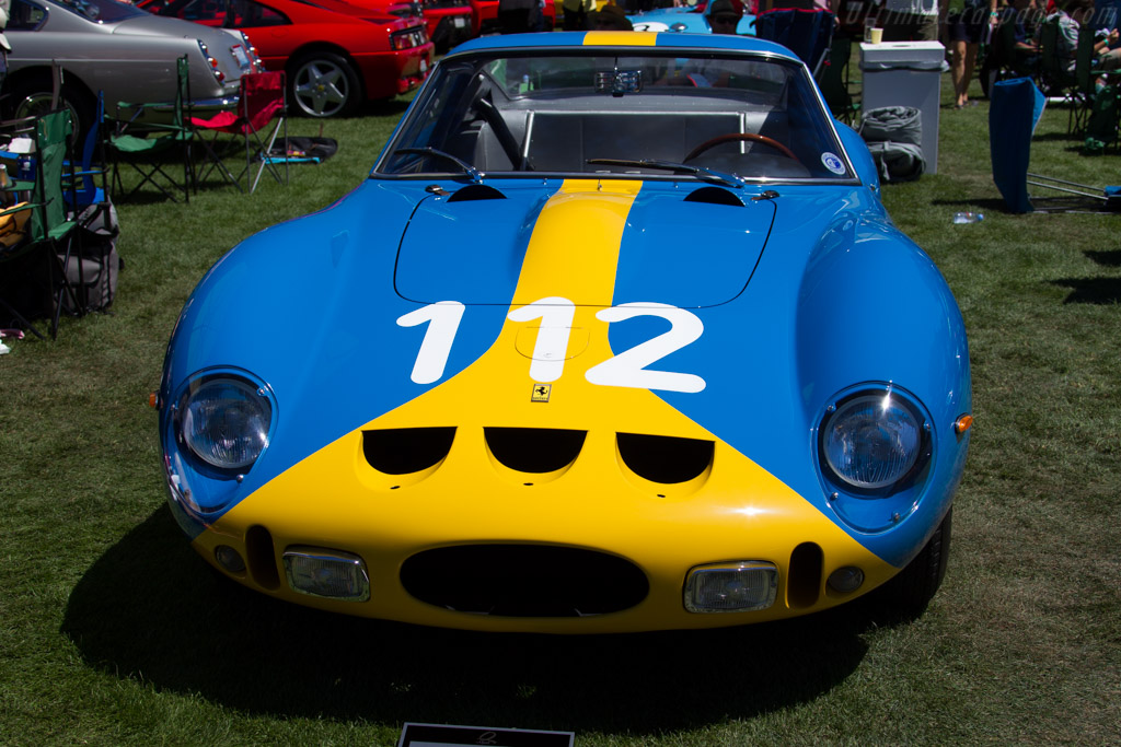 Ferrari 250 GTO - Chassis: 3445GT - Entrant: Chris and Ann Cox  - 2015 The Quail, a Motorsports Gathering