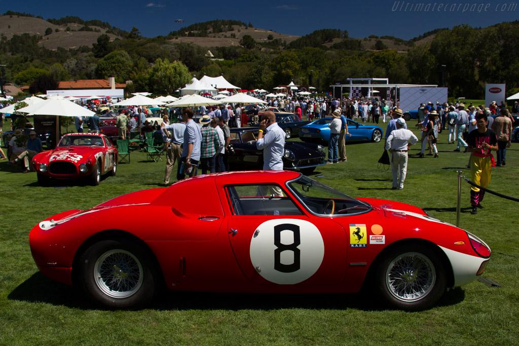 Ferrari 250 LM - Chassis: 5909 - Entrant: Steven Read  - 2015 The Quail, a Motorsports Gathering