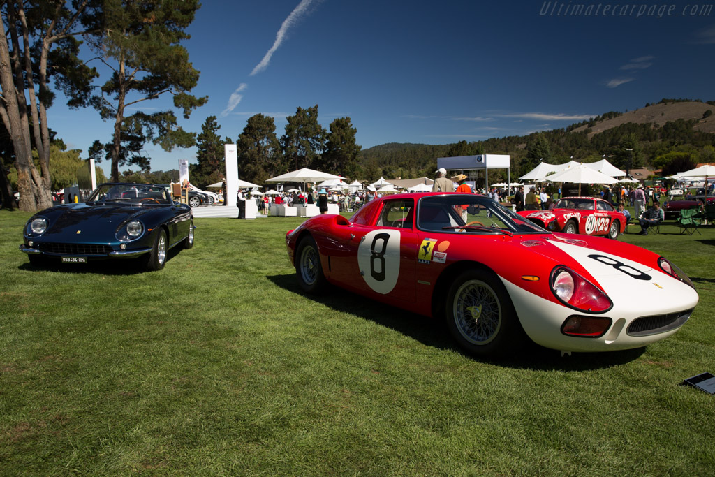 Ferrari 250 LM - Chassis: 5909 - Entrant: Steven Read  - 2015 The Quail, a Motorsports Gathering