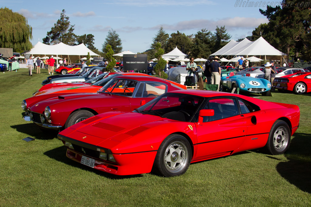 Ferrari 288 GTO - Chassis: 56653   - 2015 The Quail, a Motorsports Gathering