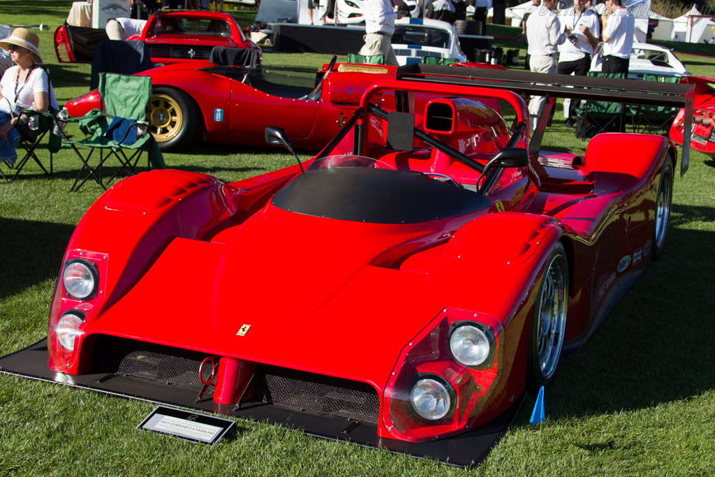 Ferrari 333 SP - Chassis: 028   - 2015 The Quail, a Motorsports Gathering