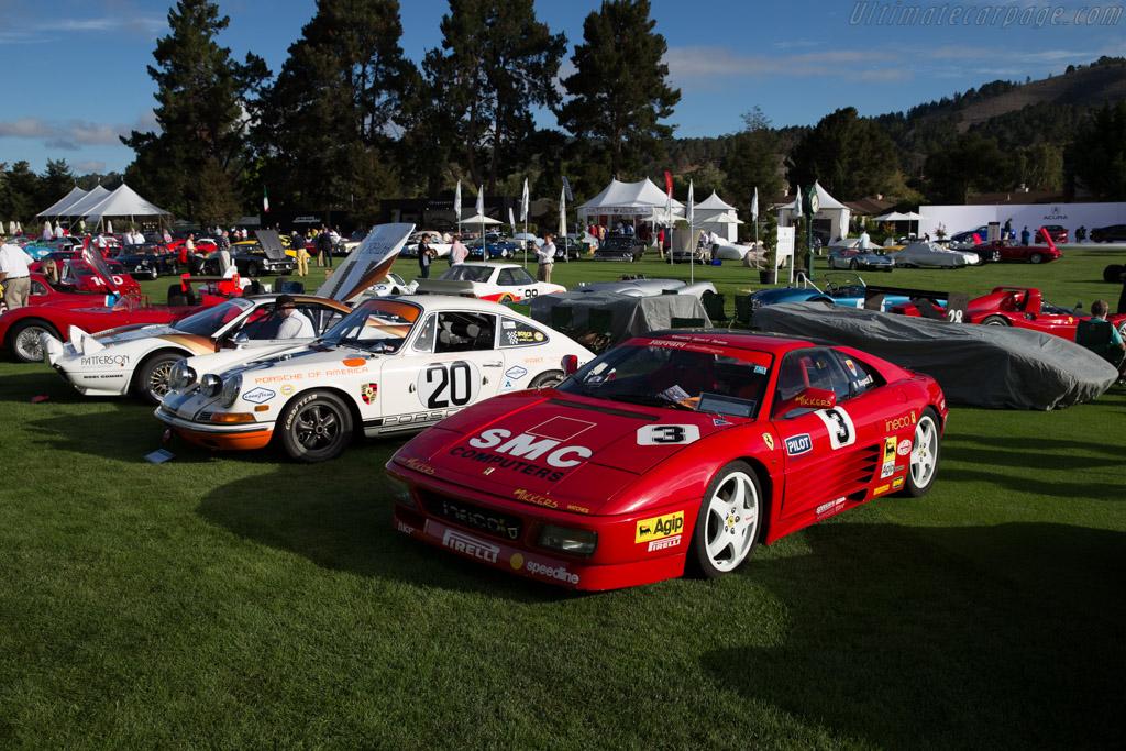 Ferrari 348 Tb Challenge Entrant Heinz Swoboda 2015