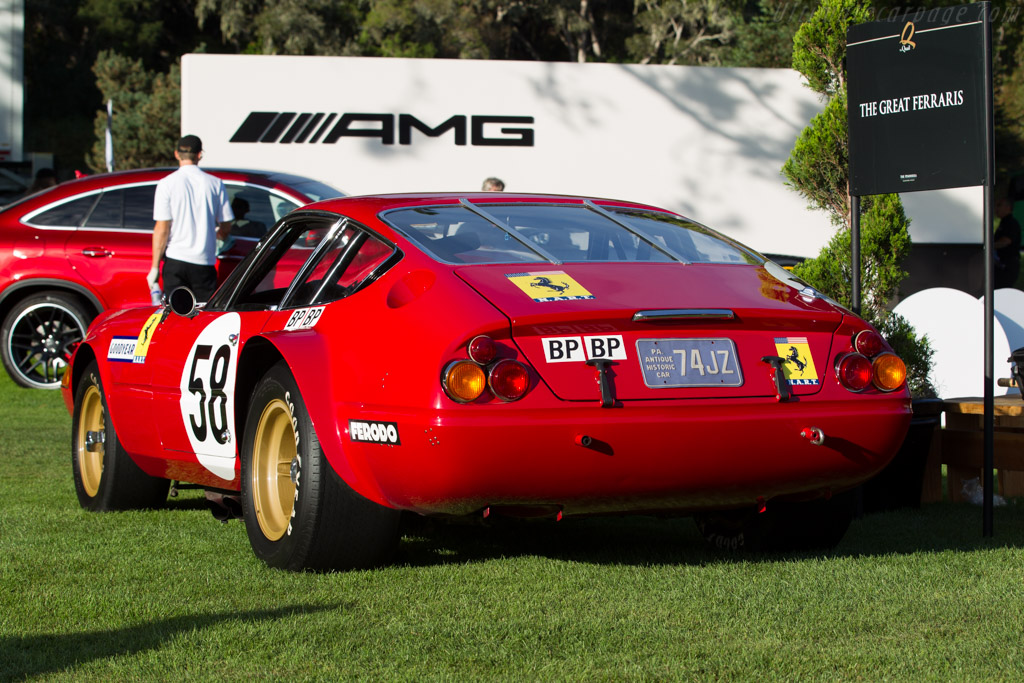 Ferrari 365 GTB/4 Daytona Group 4 - Chassis: 12467 - Entrant: Len & Mary Beth Rusiewicz  - 2015 The Quail, a Motorsports Gathering