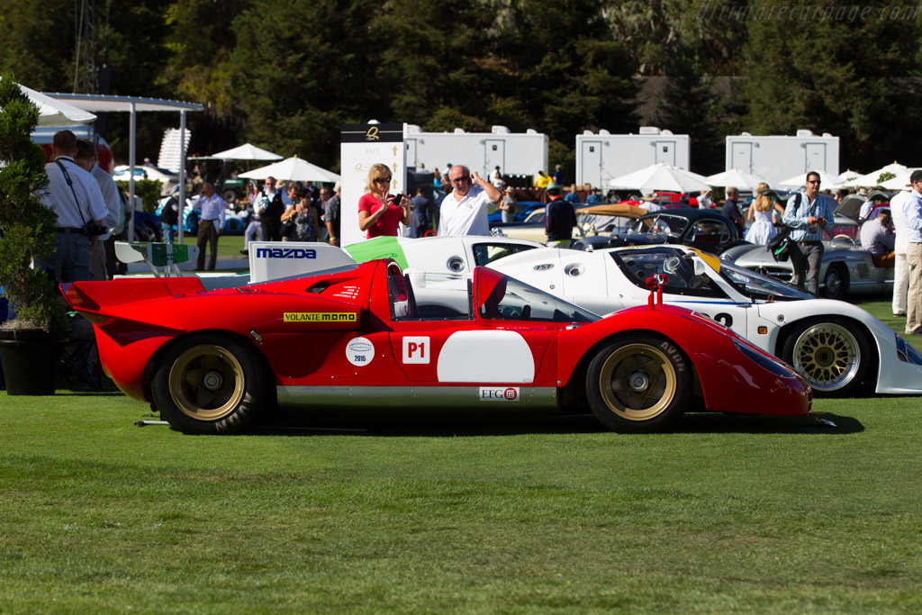 Ferrari 512 S - Chassis: 1004 - Entrant: Peter Read  - 2015 The Quail, a Motorsports Gathering