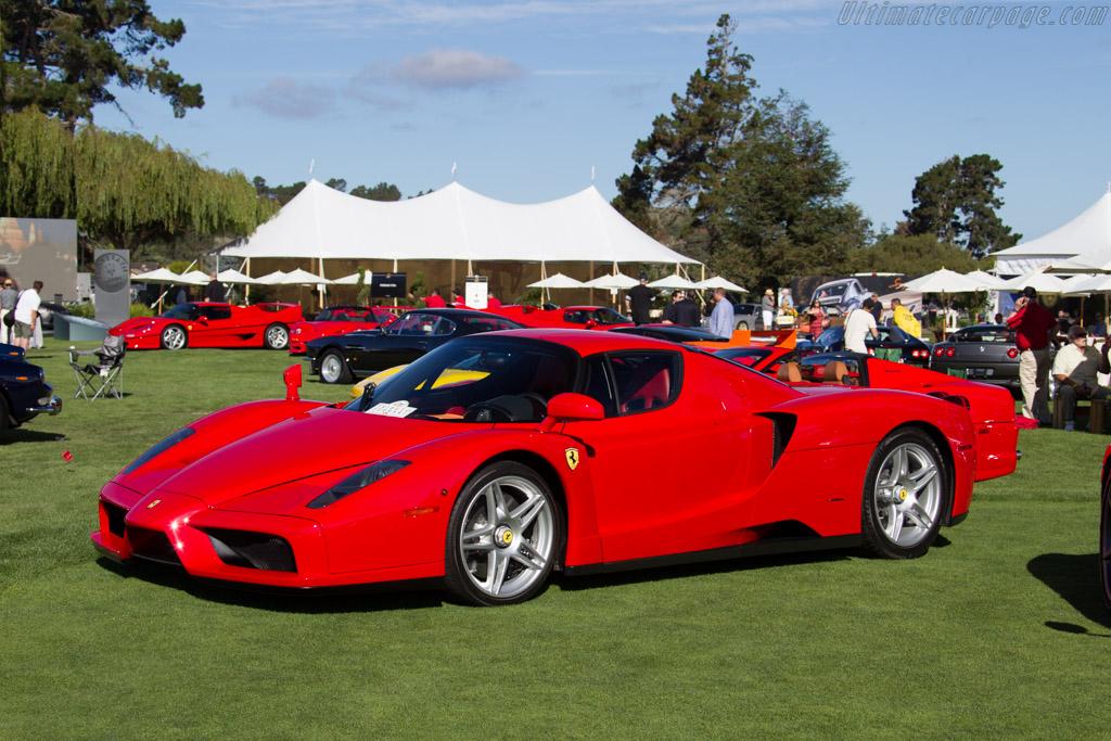 Ferrari Enzo - Chassis: 133921 - Entrant: Mario Tarigo  - 2015 The Quail, a Motorsports Gathering