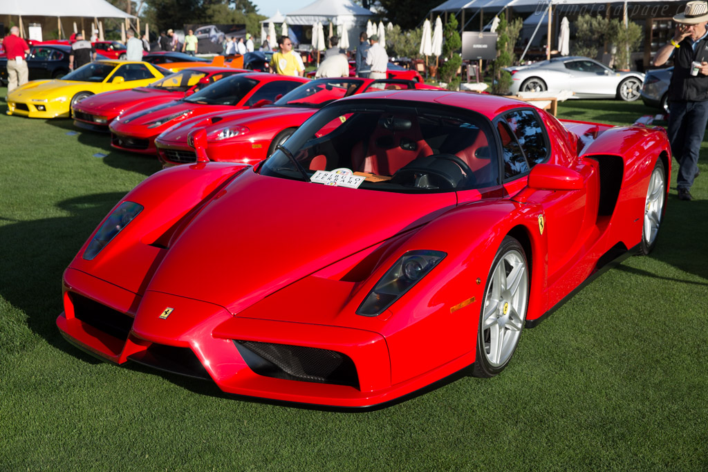 Ferrari Enzo - Chassis: 133921   - 2015 The Quail, a Motorsports Gathering