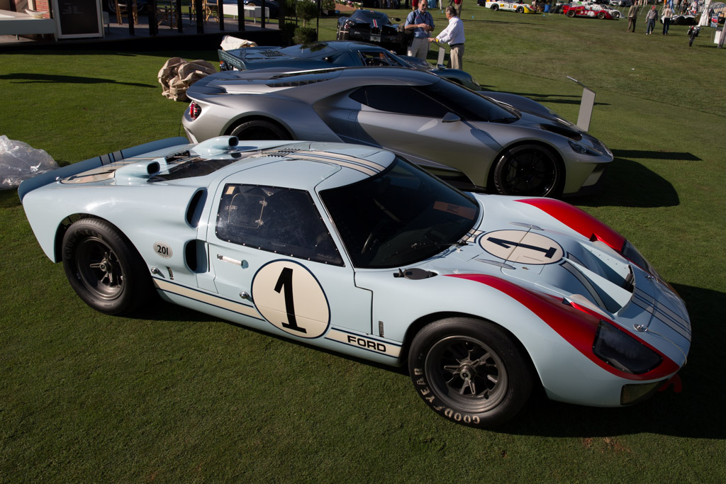 ford gt40 mk2 chassis gt40p 1015 2015 the quail a motorsports gathering. Black Bedroom Furniture Sets. Home Design Ideas