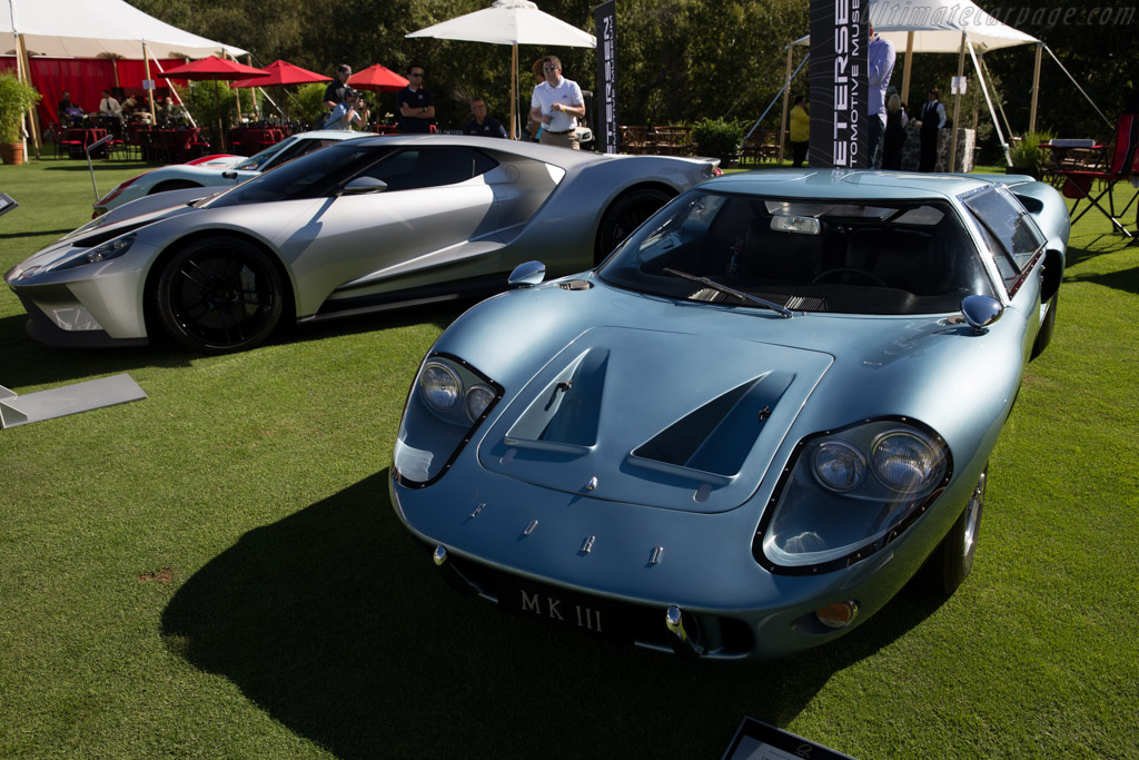 Ford GT40 Mk3 - Chassis: M3/1105   - 2015 The Quail, a Motorsports Gathering