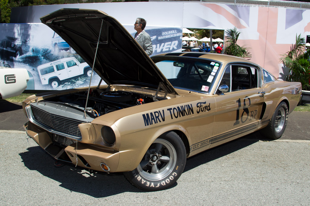 Ford Shelby Mustang Gt350 Chassis Sfm6s2134 2015 The