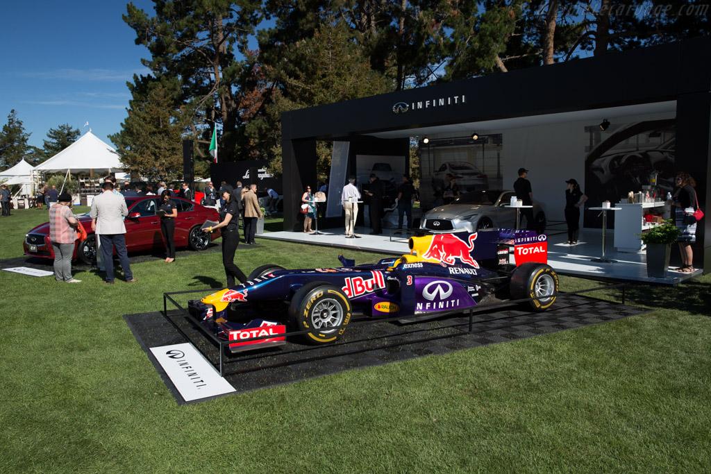 Infiniti display    - 2015 The Quail, a Motorsports Gathering