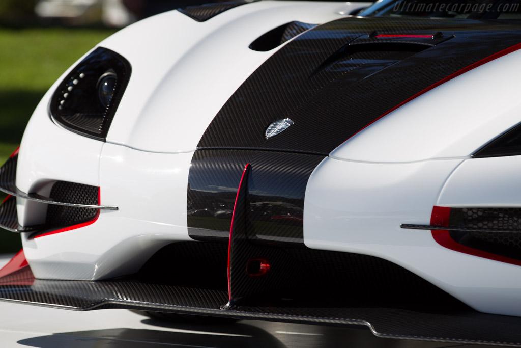Koenigsegg One:1 - Chassis: 7112 - 2015 The Quail, a Motorsports ...