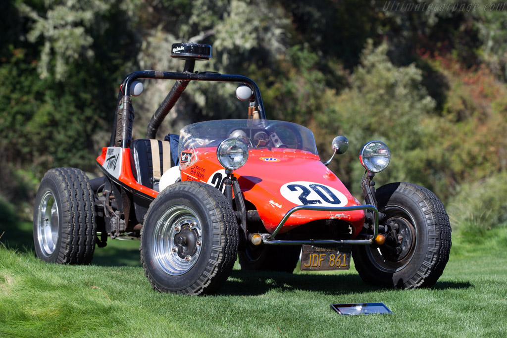 Meyers-Manx Towd  - Entrant: Perry A. Margouleff  - 2015 The Quail, a Motorsports Gathering
