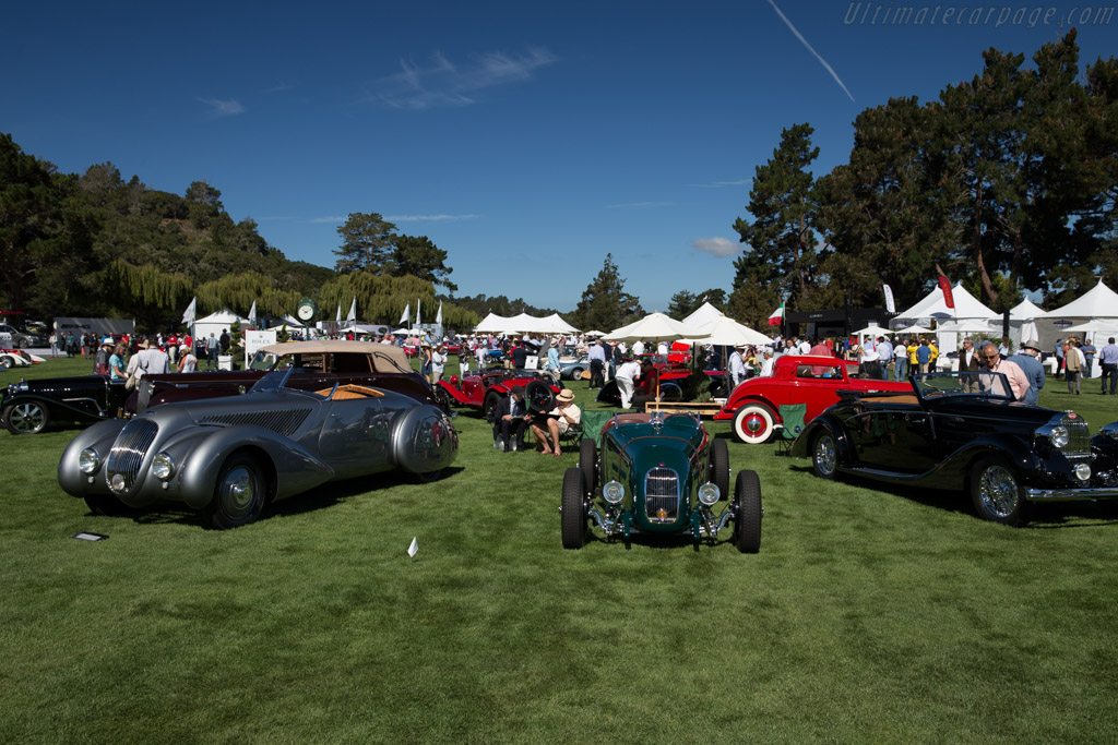 Moal Speedway - Chassis: 18-120991   - 2015 The Quail, a Motorsports Gathering