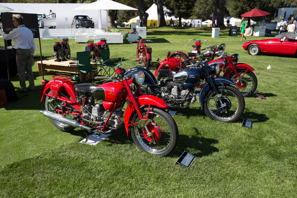 Moto Guzzi Falcone  - Entrant: Mark Leonard  - 2015 The Quail, a Motorsports Gathering