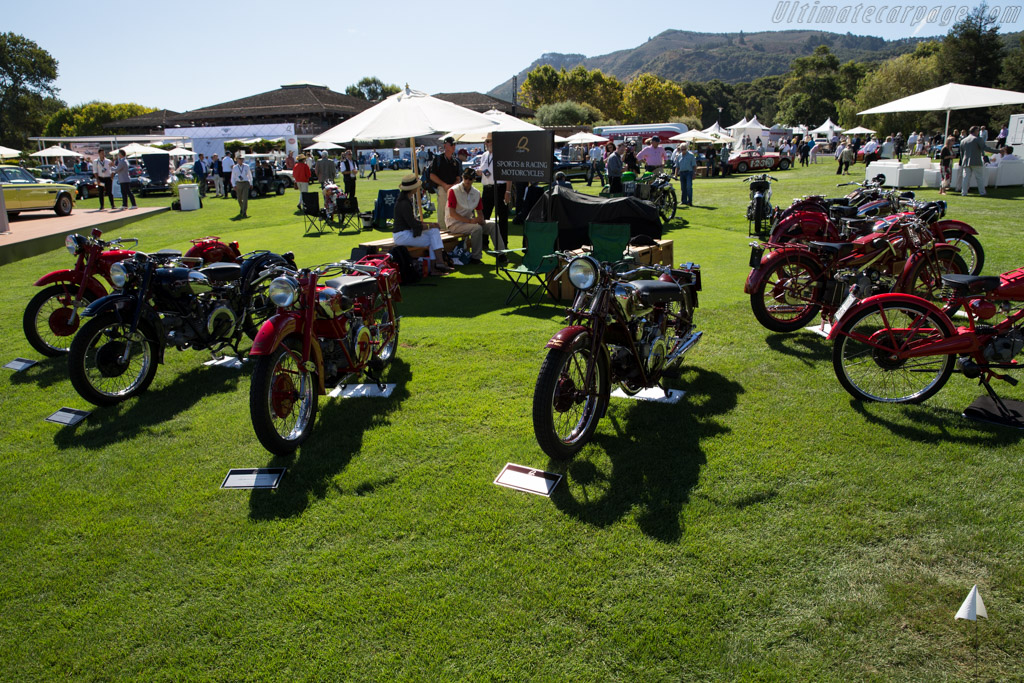 Motorcycles    - 2015 The Quail, a Motorsports Gathering
