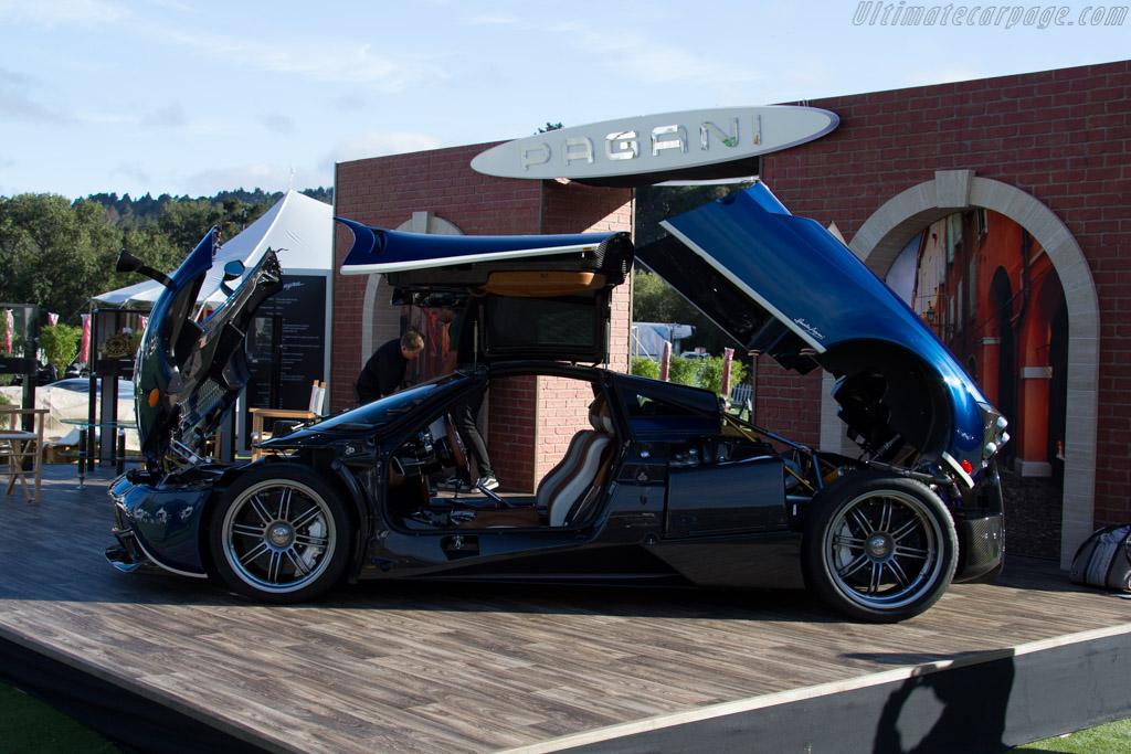 Pagani Huayra - Chassis: 76061   - 2015 The Quail, a Motorsports Gathering